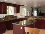 Green Marinace - Granite Countertops - Bay Area