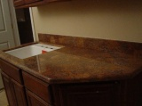 Bordeaux Fuji - Granite Countertops in Bay Area, California
