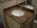 Crema Bordeaux - Granite Countertops - San Francisco