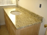 Santa Cecilia Granite Countertops - San Francisco