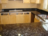 Volga Blue - Granite Countertops - Bay Area