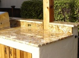 Honey - Granite Countertops - San Francisco