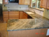 Sea Foam Green - Granite Countertops - San Jose, California