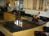 Blue Fantastico - Granite Countertops in Bay Area, California