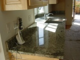 Namib Green - Granite Countertops - San Jose