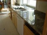 Namib Green - Granite Countertops - Bay Area