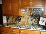 Comet - Granite Countertops - Bay Area, California