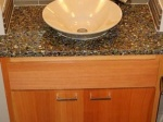 Charisma Blue with Patina - Vetrazzo Countertops - San Jose
