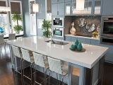 Snowdon White - Quartz Countertops - Bay Area