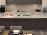 Linen - Quartz Countertops - San Francisco California