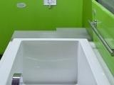 Green Fun - Quartz Countertops - San Francisco