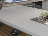 Sahara Beige - MSI Quartz Countertops - San Francisco