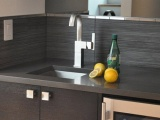 Coastal Grey - PentalQuartz Countertops - San Jose California
