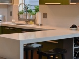 Super White - PentalQuartz Countertops - San Francisco