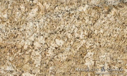 Honey - Granite Countertops in Bay Area, California. Close up view — Close Up View