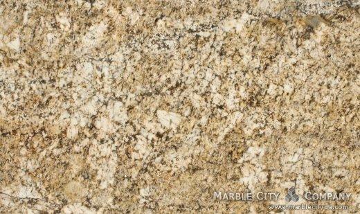Honey - Granite Countertops in Bay Area, California. Close up view — Close Up View
