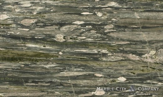Verde Fashion - Granite Countertops Bay Area, California. Close up view — Close Up View