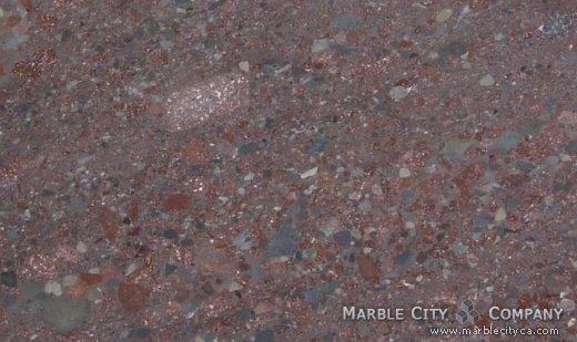 Paladium - Granite Countertops San Francisco, California. Close up view — Close Up View