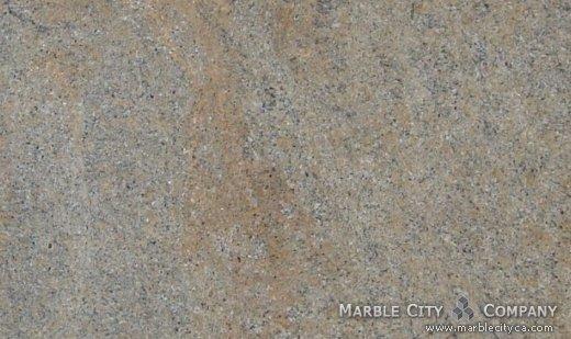 Giallo Arizon - Granite Countertops Bay Area, California. Close up view — Close Up View