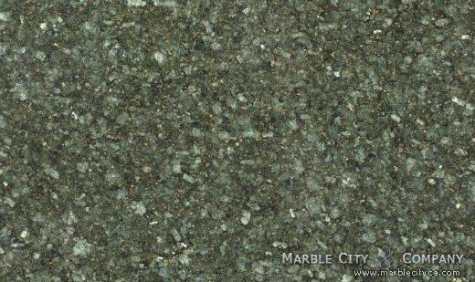 Pickock Green - Granite Countertops San Francisco, California. Close up view — Close Up View