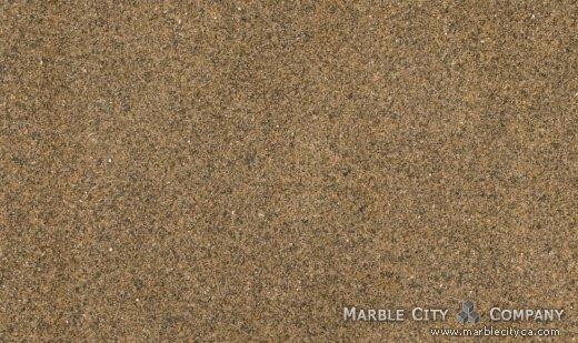 Tropical Brown - Granite Countertops Bay Area, California. Close up view — Close Up View