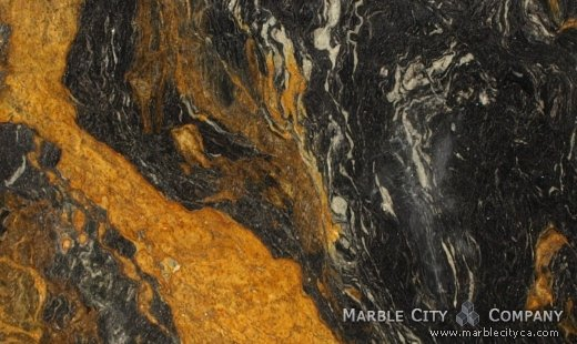 Capuccino - Granite Countertops Bay Area, California. Close up view — Close Up View