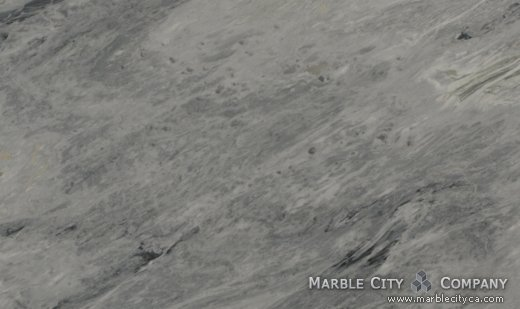 Calacatta Bluetta - Marble Countertops Bay Area, California. Close up view — Close Up View