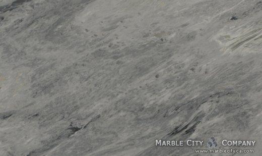 Calacatta Bluetta - Marble Countertops Bay Area, California. Close up view — Close Up View