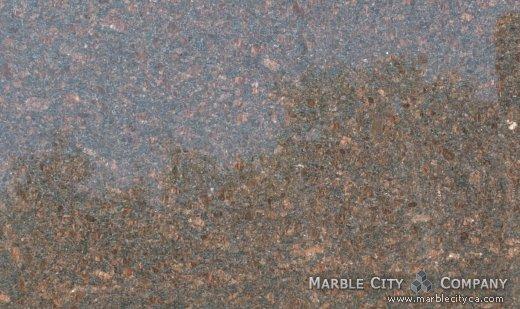 Tan Brown - Granite Countertops San Jose, California. Close up view — Close Up View
