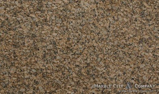 Giallo Fiorito - Granite Countertops Bay Area, California. Close up view — Close Up View