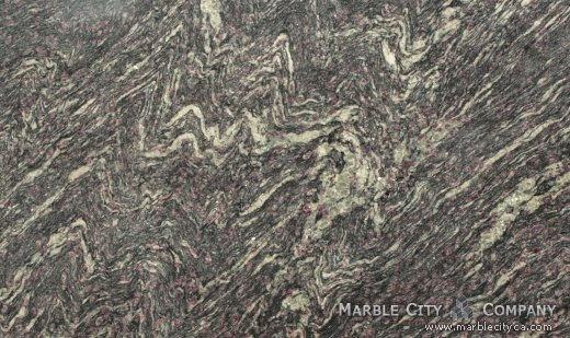 Ametista - Granite Countertops Bay Area, California. Close up view — Close Up View