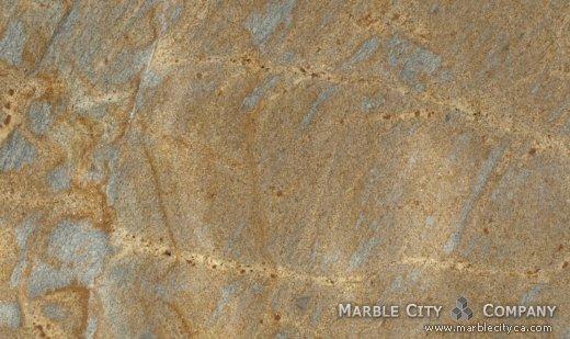 Summer Light - Granite Countertops San Francisco, California. Close up view — Close Up View