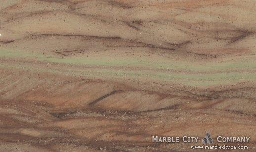 Aqua Bordeaux - Granite Countertops San Jose, California. Close up view — Close Up View