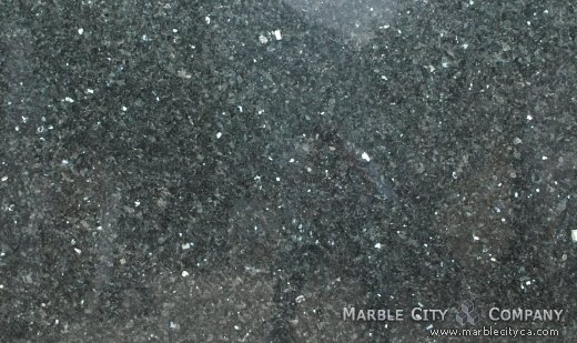 Emerald Pearl - Granite Countertops San Francisco, California. Close up view — Close Up View