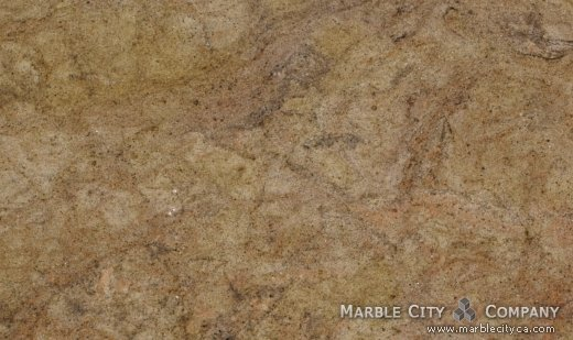 Madura Gold - Granite Countertops Bay Area, California. Close up view — Close Up View