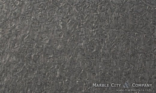 Matrix Brashed - Granite Countertops San Francisco, California. Close up view — Close Up View
