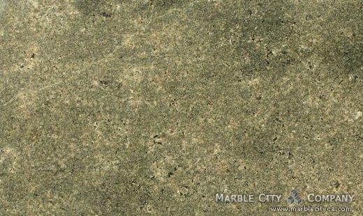 Emerald Green - Granite Countertops Bay Area, California. Close up view — Close Up View