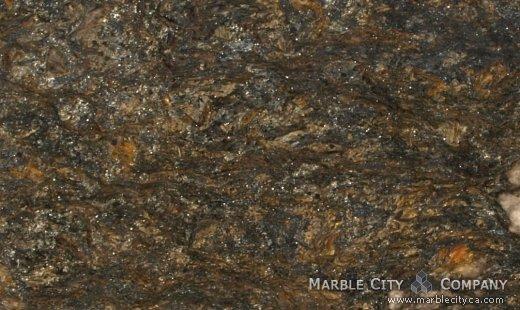 Asterix - Granite Countertops San Francisco, California. Close up view — Close Up View
