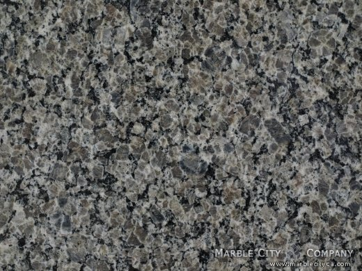 New Caledonia - Granite Countertops San Jose, California. Macro view — Macro View