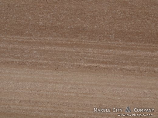 Ambra Dorata - Granite Countertops San Jose, California. Macro view — Macro View