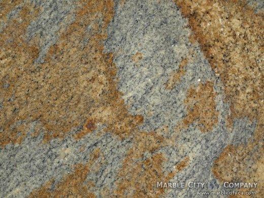 Summer Light - Granite Countertops San Francisco, California. Macro view — Macro View