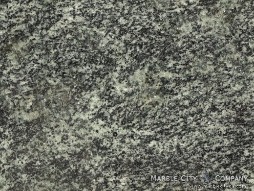 Arctic Green - Granite Countertops Bay Area, California. Macro view — Macro View