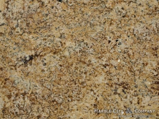 Solarius - Granite Countertops San Jose, California. Macro view — Macro View