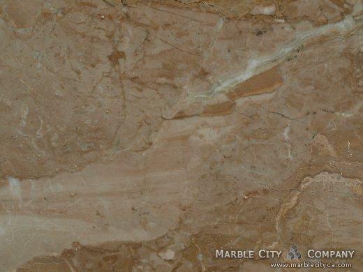 Brecia Oniciata - Marble Countertops San Jose, California. Macro view — Macro View