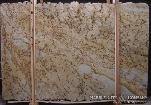 Lapidus - Granite Countertops San Jose, California. Slab view — Slab View