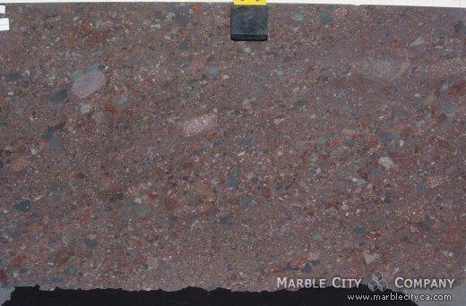 Paladium - Granite Countertops San Francisco, California. Slab view — Slab View