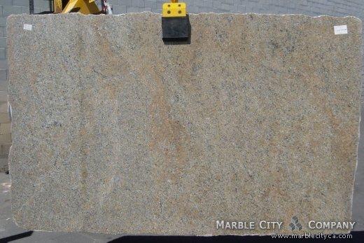 Giallo Arizon - Granite Countertops Bay Area, California. Slab view — Slab View