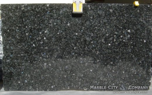 Volga Blue - Granite Countertops Bay Area, California. Slab view — Slab View