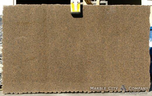 Tropical Brown - Granite Countertops Bay Area, California. Slab view — Slab View
