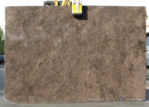 Labrador Antique - Granite Countertops San Jose, California. Slab view — Slab View